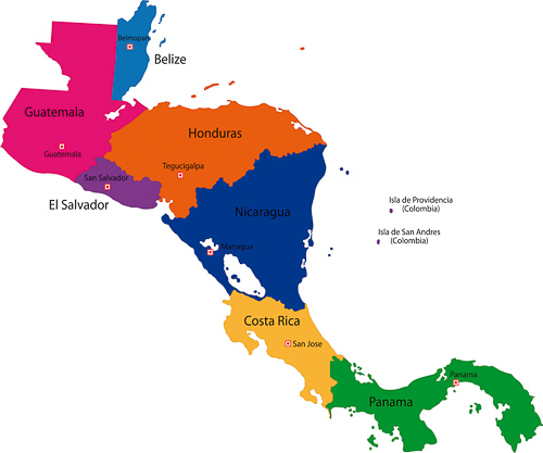 Central America visa-free countries for US Visa holders