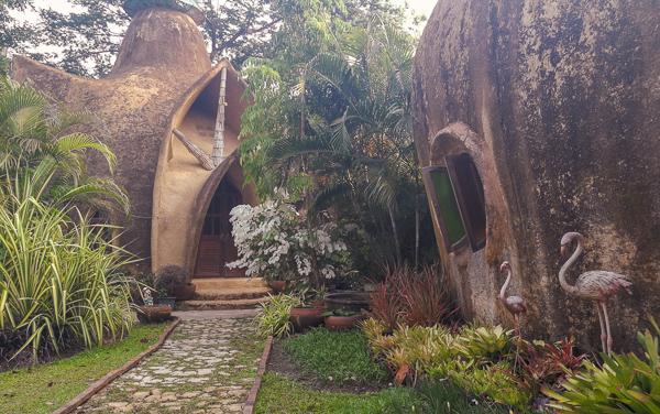 Lotus Dome at Leafy Greens Chiang Mai